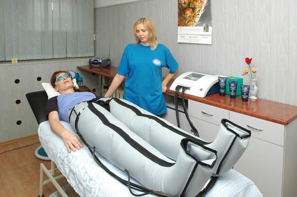 Drenaż limfatyczny urządzeniem BOA MAXI